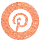 Pinterest Sparkle Icon