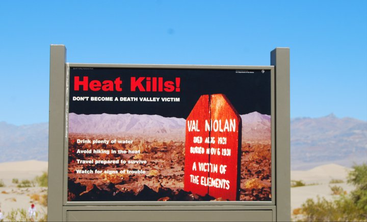 How to survive 24 Hours in Death Valley | Mostly Victoria