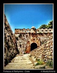 The Venetian Fortezza of Rethymno