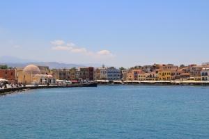 Chania Old Port - Crete