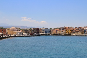 Chania Old Port - Crete