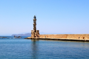 The Lighthouse at Chania