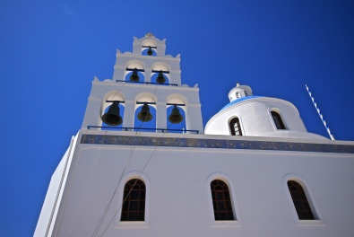 Church of Panagia - Oia