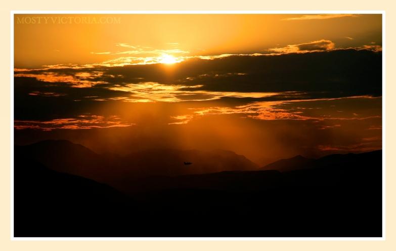 Nafplio Peloponnese Greece Wild Fires © MostlyVictoria
