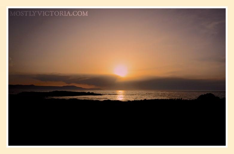 Stavros Crete Zorba's Hotel Sunset © MostlyVictoria